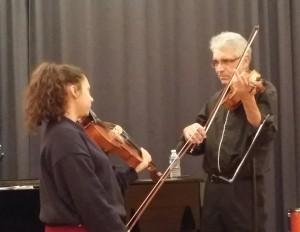 Théia dans le concerto de Zelter